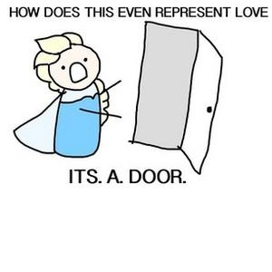 ITS. A. DOOR.