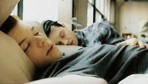 Ian and Mickey Sleeping