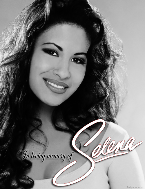 In loving memory of Selena - March 31st, 1995 - 19th anniversary...
