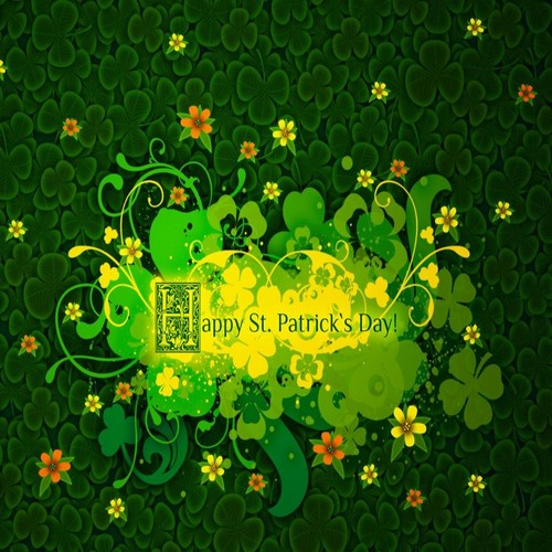 Ireland wallpaper with a spurge, a st peter's wort, and a western buttercup entitled Happy St.Ppatrick's Day !