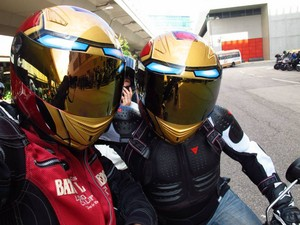Ironman Motorcycle 헬멧 의해 Masei