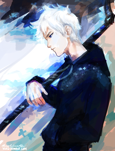 The Big Four 壁紙 titled Jack Frost