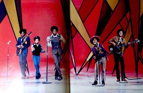 "Jackson 5 On ""The Ed Sullivan Show"" Back In 1969"