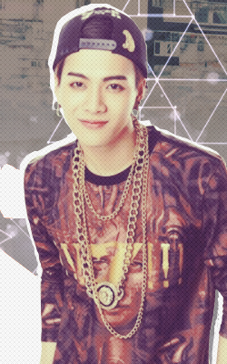GOT7 fondo de pantalla probably containing a dashiki and a chainlink fence titled Jackson Wang -- GOT7
