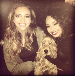 Jade and Leigh at G-A-Y tonight