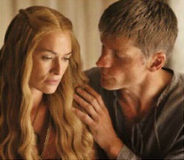 Jaime and Cersei Lannister Season 4