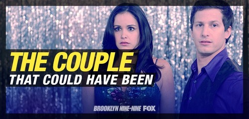 Brooklyn Nine-Nine fond d'écran possibly containing animé entitled Jake x Amy