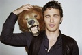 James Franco and bear - hottest-actors photo