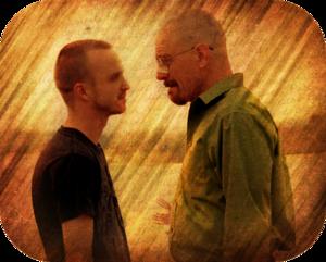 Jesse and Walt