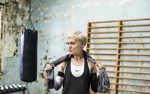 Jessie J fond d'écran entitled Jessie J for Nike