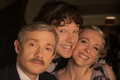 John, Sherlock and Mary - sherlock-on-bbc-one photo