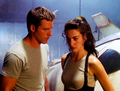 John and Aeryn - farscape photo