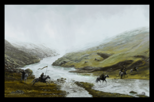 Crossing the Fords by Wouter Florusse