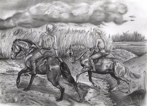 Riders of Rohan by silima13