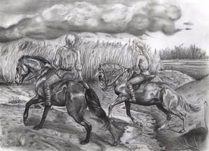 Riders of Rohan 由 silima13