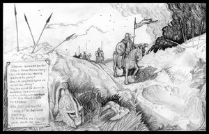 Song of the Rohirrim bởi Jan Pospisil
