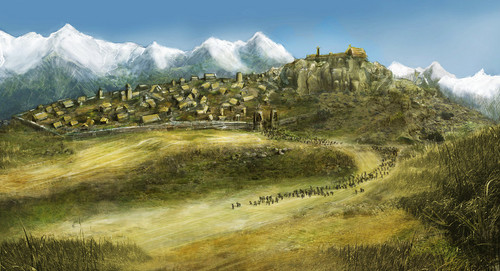 edoras wallpaper - photo #2