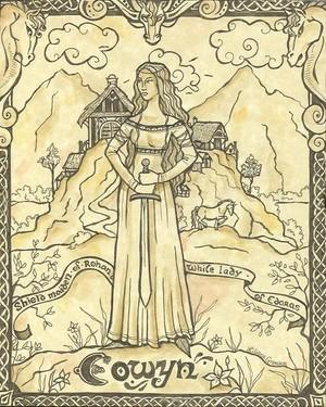 Eowyn da Liliane Grenier