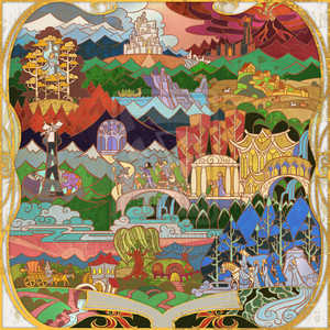 Road to Gondor by Jian Guo