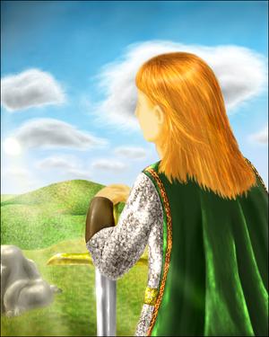 Rohirrim da MedievalQueen