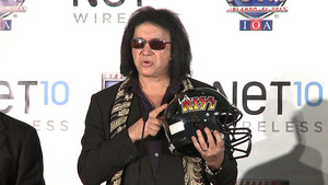 LA Kiss Arena Football ~Paul and Gene
