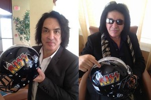 LA Kiss Arena Football ~Paul and Gene