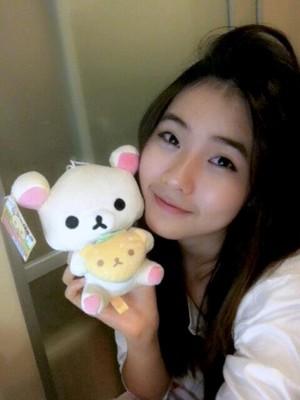 Kanomroo cute
