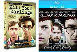 Kill Your Darlings CD,Blu ray CD (Fb.com/DanielJacobRadcliffeFanClub)