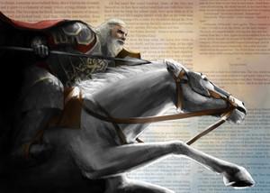 King Theoden bởi Rita Fei