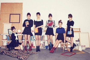 Apink 4th Mini Album Poster