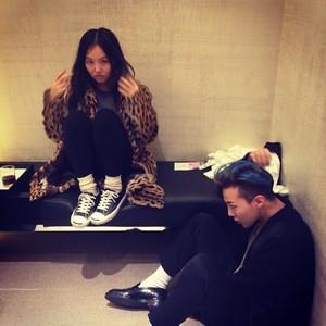 G-Dragon Instagram
