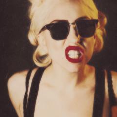 Lady Gaga:)