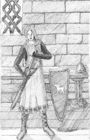 Lady of Rohan bởi Hanna Lehmusto