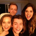 Late night with friends! - damian-mcginty photo