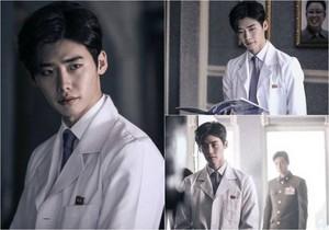 Lee Jong Suk 'Doctor Stranger'