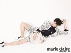 Lee Jong Suk 'Marie Claire'