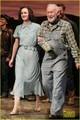 Leighton Meester and  James Franco Take Their Bow at 'Of Mice  - leighton-meester photo