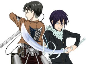 Levi and Yato