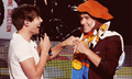 Liam and Louis - louis-tomlinson photo