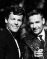 Liam and Louis - one-direction-bromances fan art