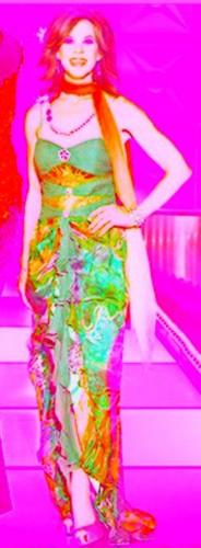 The Linda Blair Pretty Corner achtergrond called Linda Blair