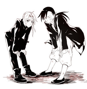 Ling Yao and Edward Elric