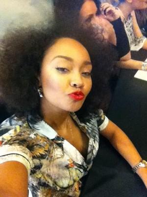Leigh - Anne selfie ❤