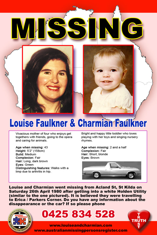 The Missing People Images Louise And Charmian Faulkner HD Wallpaper And  Background Photos  Missing People Posters