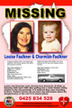 Louise and Charmian Faulkner