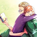 Ludwig and Feliciano - hetalia-couples fan art