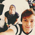 Luke and Ashton