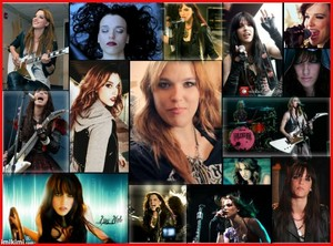 Lzzy Hale collage by me!
