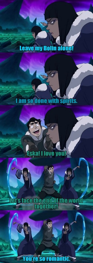 Mako Eska and Desna