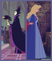 Maleficent or Aurora? - sleeping-beauty photo